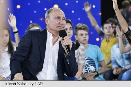 Putin spune că este o