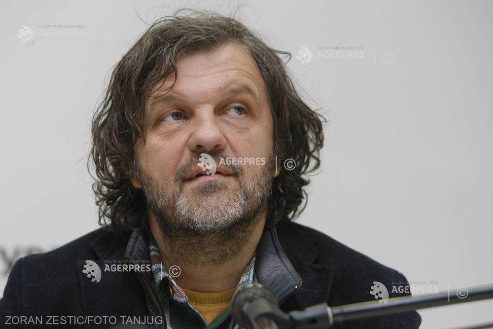 Emir Kusturica, numit consilier la preşedinţia Bosniei-Herţegovina
