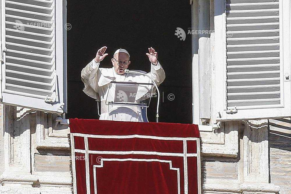 Papa Francisc deplânge o lume dezbinată şi laudă unitatea în faţa diversităţii