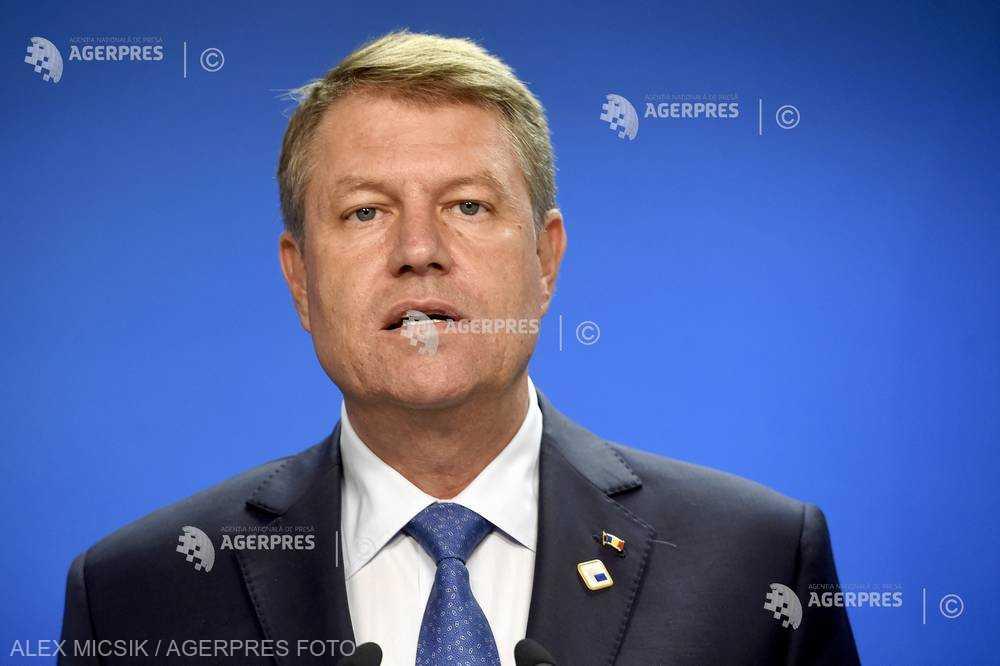 Iohannis: Partidul de guvernământ a transformat discursul eurofob în principalul mesaj al campaniei pentru Parlamentul European