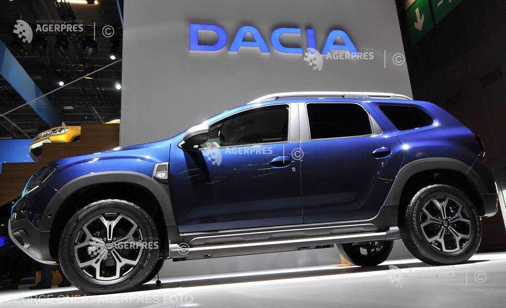 ACEA: Vânzările de autoturisme Dacia în Europa au crescut cu peste 14% în noiembrie