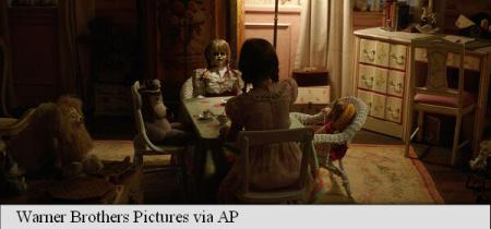 TOP CINEMA ''Annabelle: Creation'' în fruntea box-office-ului nord-american