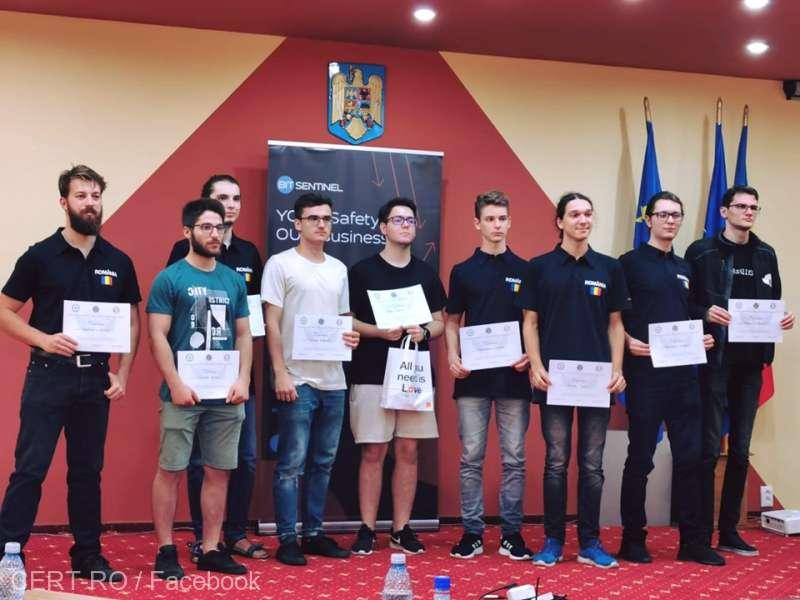 CERT-RO: Au fost selectaţi 10 tineri care vor reprezenta România la Campionatul European de Securitate Cibernetică 2019