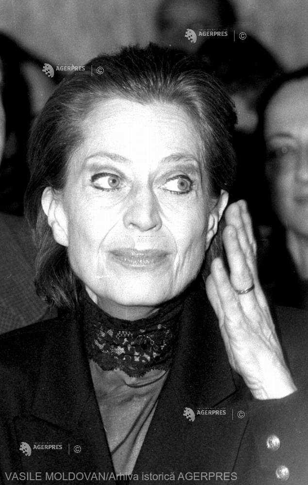 DOCUMENTAR: 25 de ani de la moartea actriţei Gina Patrichi