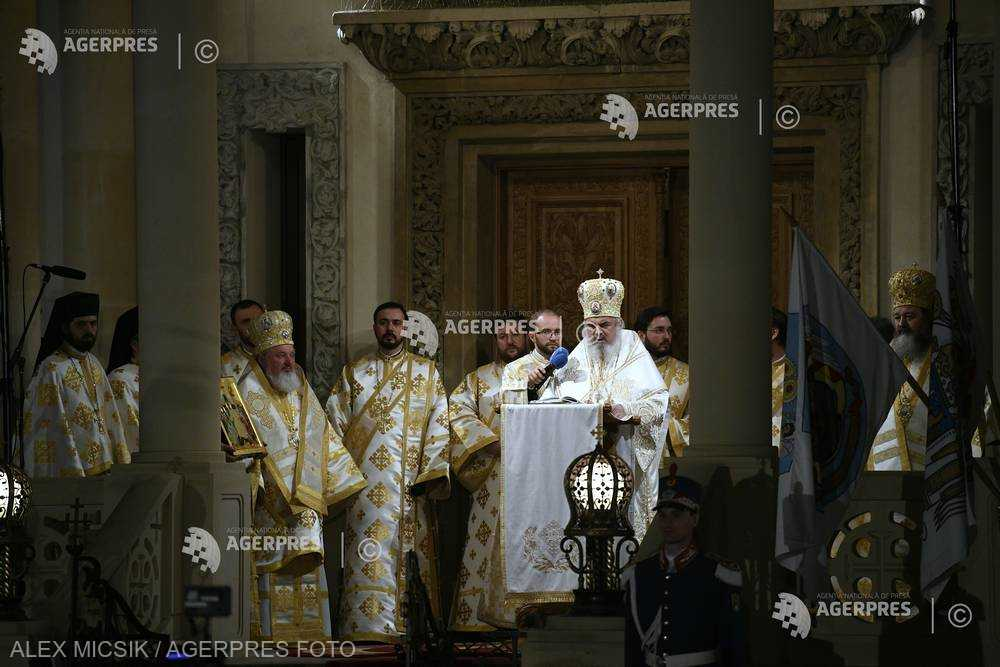 Patriarhul Daniel: Paştele este sărbătoarea iertării; să zicem fraţilor şi celor care ne urăsc pe noi