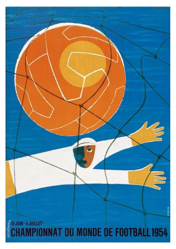 CM Rusia 2018: Cupa Mondială de fotbal din Elveţia - 1954