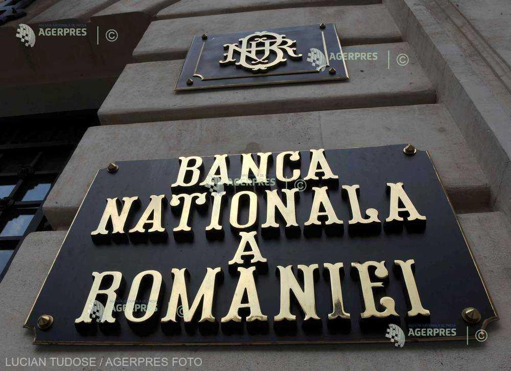 Rezervele valutare ale BNR au crescut cu 1,3%, la 33,494 miliarde euro, în decembrie
