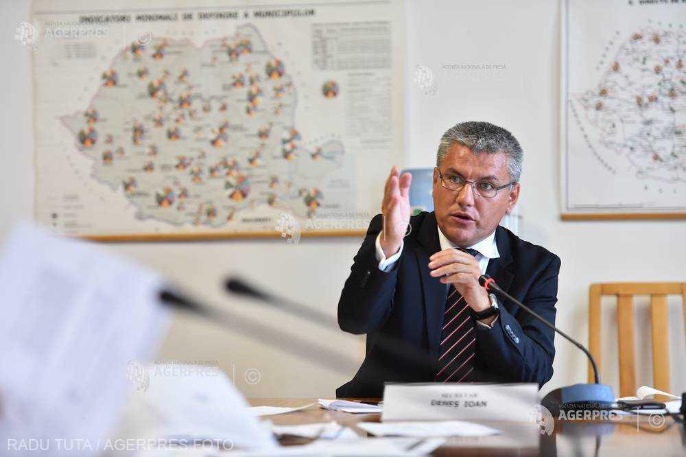 Ioan Deneş, propunerea PSD pentru funcţia de ministru al Apelor şi Pădurilor (fişă biografică)