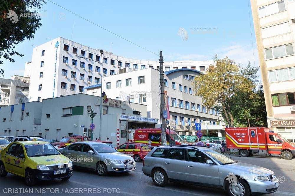 Nouă spitale din Bucureşti vor asigura asistenţa medicală de urgenţă de Paşti