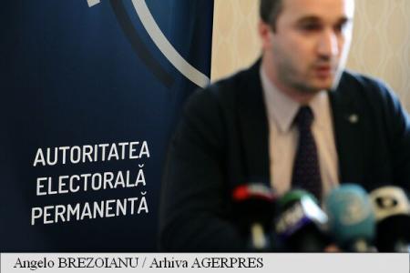 AEP: Peste 2,2 milioane de lei - subvenție de la buget pentru partidele politice