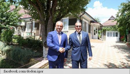 Republica Moldova: Dodon mulțumește guvernului României pentru bani, reiterându-și însă ideea