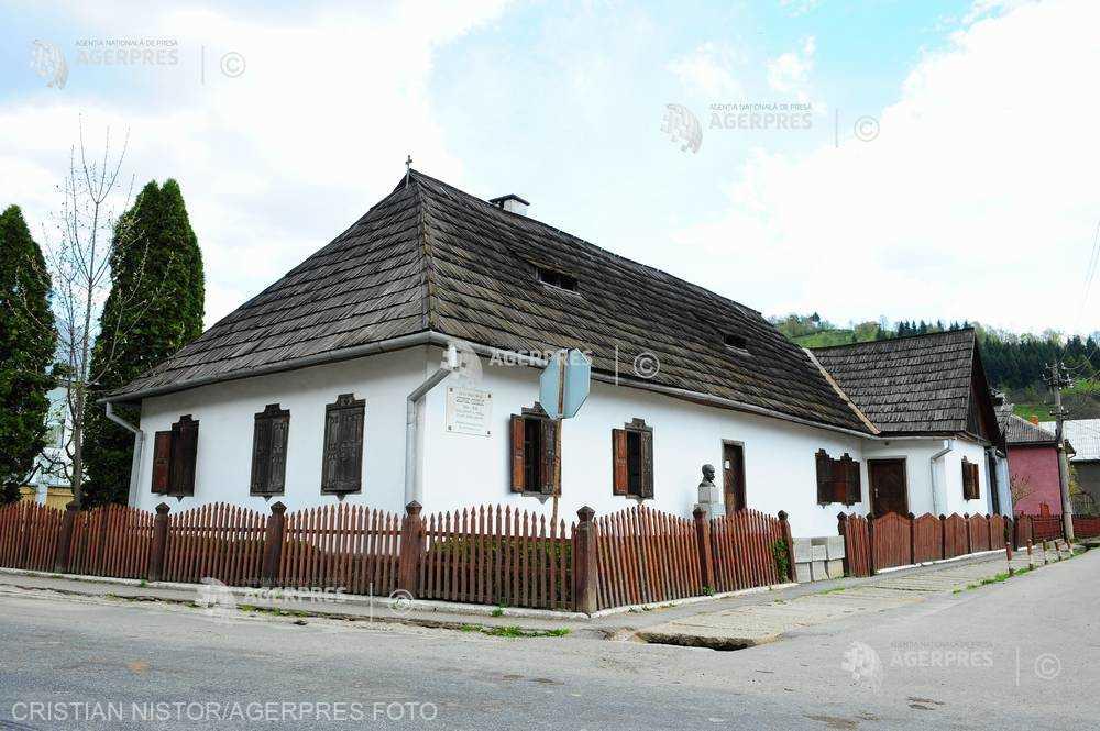 DOZA DE CULTURĂ: Casa Memorială 'George Coşbuc'