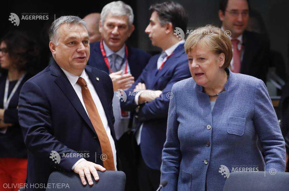 Liderii UE convin continuarea actualei politici privind migraţia; Viktor Orban vorbeşte despre dezbateri ''furtunoase''