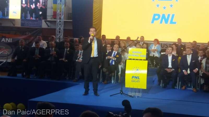 Orban (PNL): Nu poţi să dai ajutoare sociale unor zdrahoni cărora nu le place munca