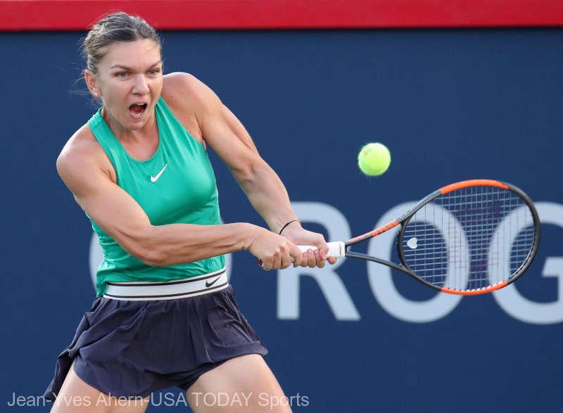 Tenis: Simona Halep s-a calificat în finala turneului WTA de la Montreal