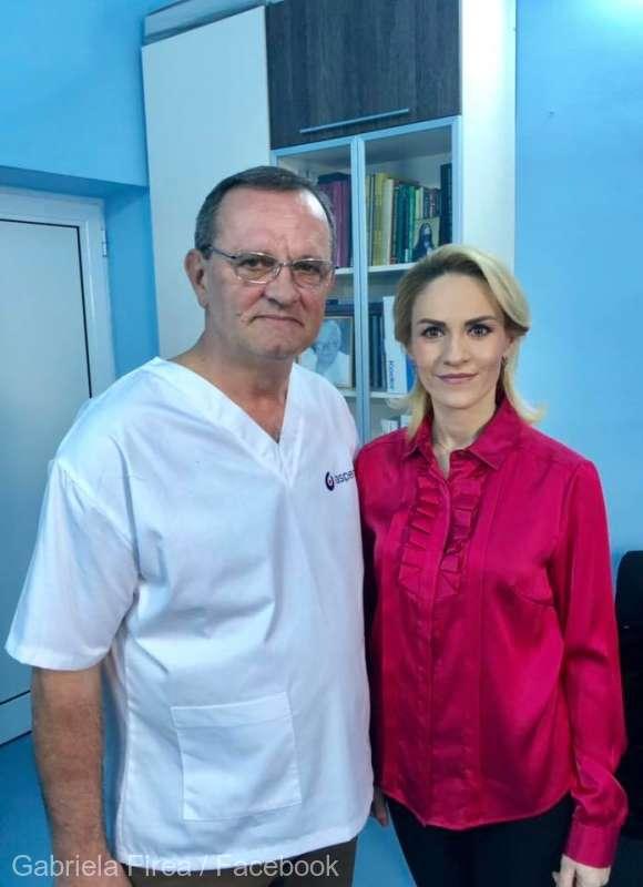 Firea-probleme de sănătate: Mulţumesc medicilor de la Cantacuzino şi Colentina; sunteţi la fel de buni ca orice centru european