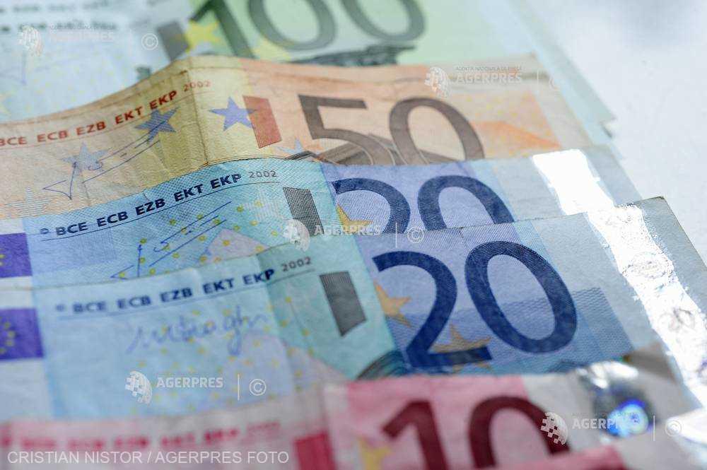 Rezervele valutare ale BNR au urcat la 33,065 miliarde de euro, în decembrie