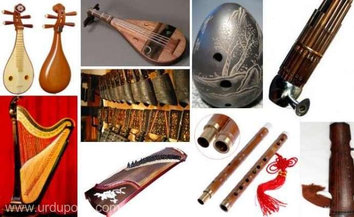 O colecţie de instrumente muzicale străvechi a fost descoperită în nord-vestul Chinei