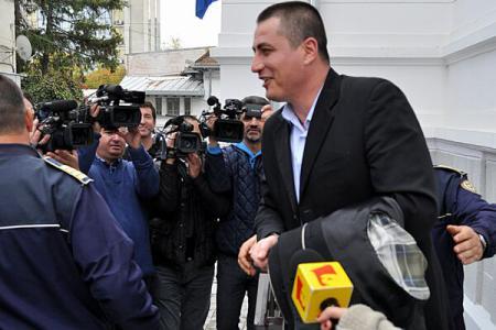 Cristian Cioacă își reia activitatea la Poliția Pitești