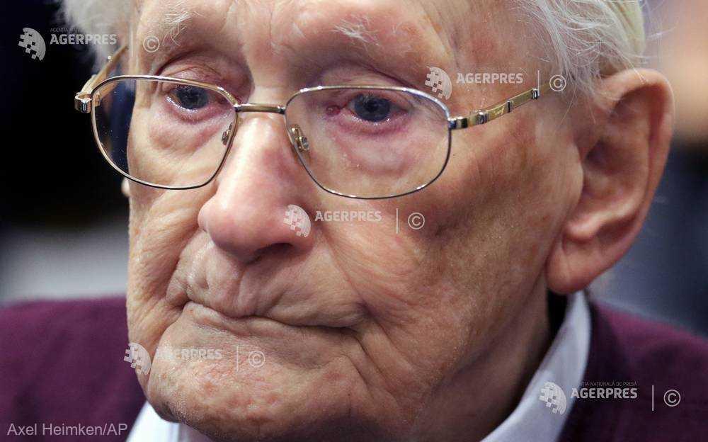 Instanţa a decis: ''Contabilul de la Auschwitz'', în vârstă acum de 96 de ani, poate fi băgat după gratii