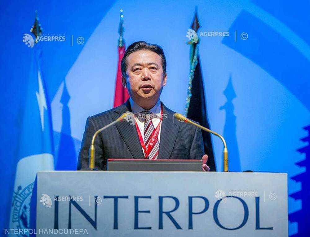 Soţia fostului preşedinte chinez al Interpol a cerut azil în Franţa (presă)