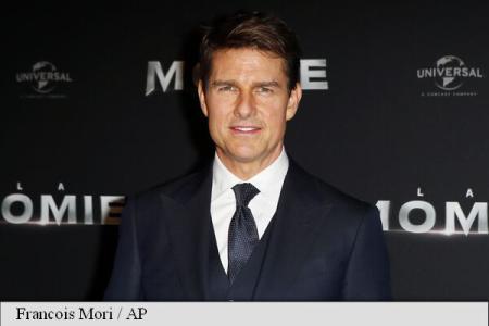 Tom Cruise pare să se fi rănit în timp ce filma o cascadorie pentru ''Mission: Impossible 6''