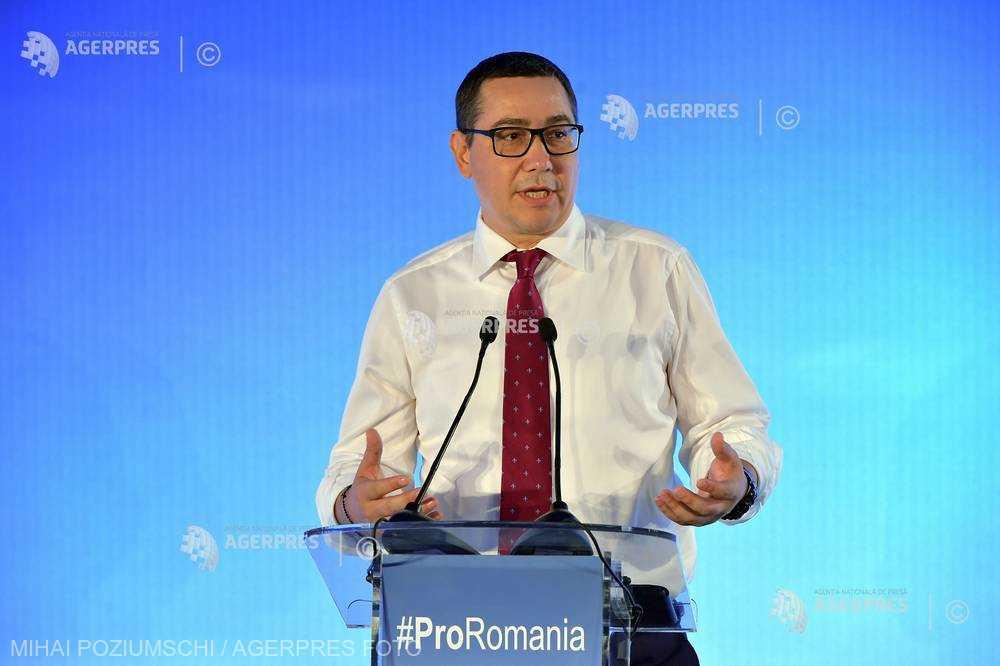 Ponta: Politicile economice haotice ale Guvernului Dăncilă-Dragnea îi 'ard la buzunar' exact pe cei cu venituri mici