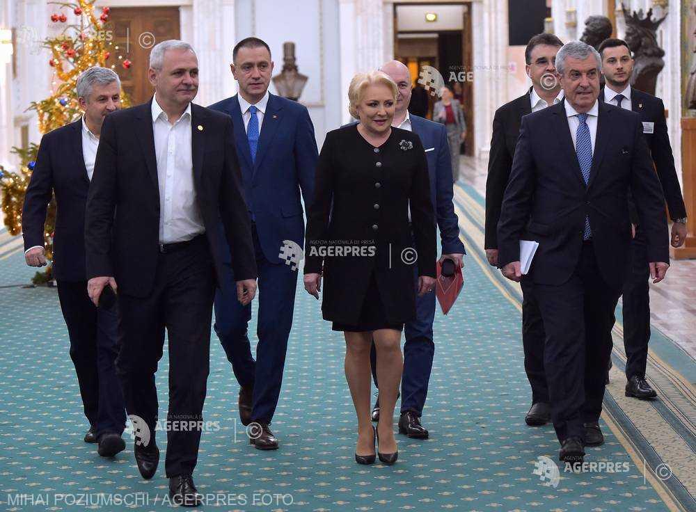 LIVE UPDATE / Reuniunea Consiliului Naţional al PSD, la Palatul Parlamentului