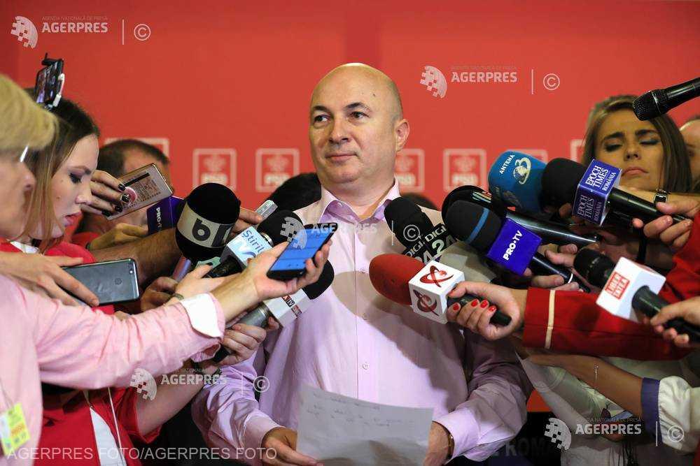 #ReferendumFamilie/ Codrin Ştefănescu: Referendumul nu a fost asumat politic de nimeni; Iohannis s-a dus la vot în sictir