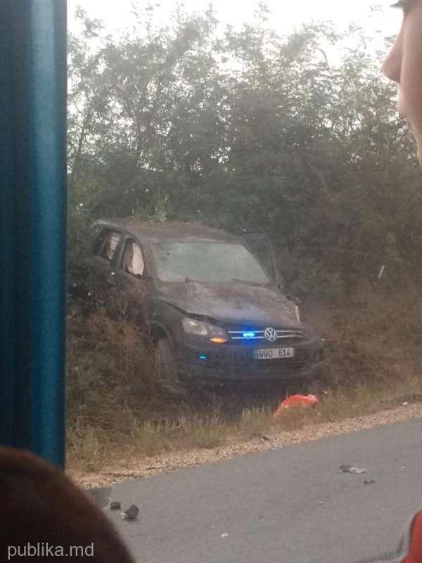 Republica Moldova: Poliţia confirmă că Dodon a fost transportat de urgenţă la spital, în urma unui accident rutier