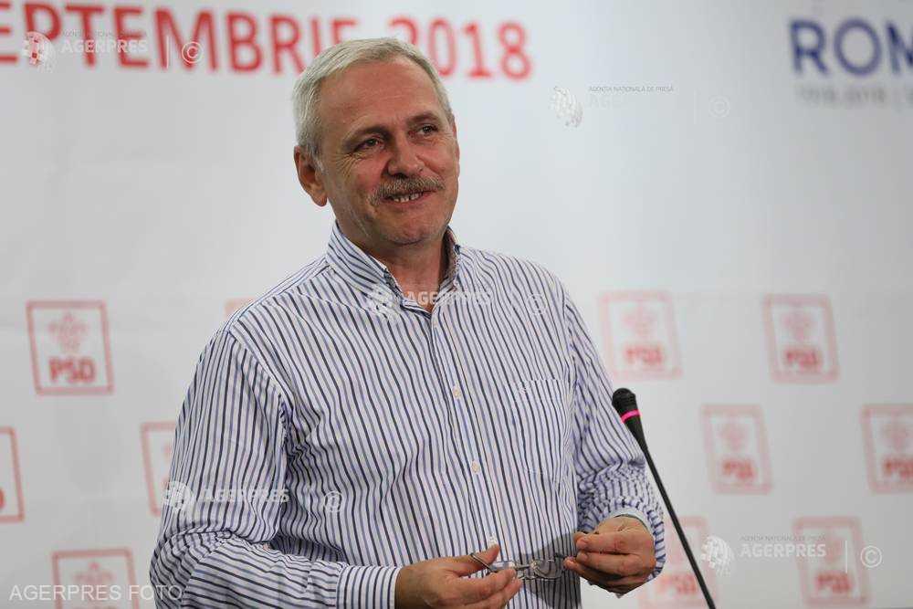 Dragnea despre scrisoarea liderilor PSD: Am înţeles că trebuie să ne aliniem cu Iohannis, cu SRI, cu SPP, cu DNA
