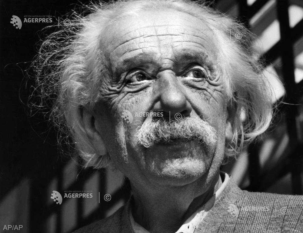 DOCUMENTAR: 140 de ani de la naşterea lui Albert Einstein, unul dintre cei mai mari fizicieni