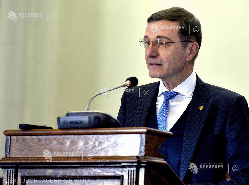 Ioan-Aurel Pop (noul preşedinte al Academiei): Numele de România trebuie să ajungă din nou pe buzele tuturor