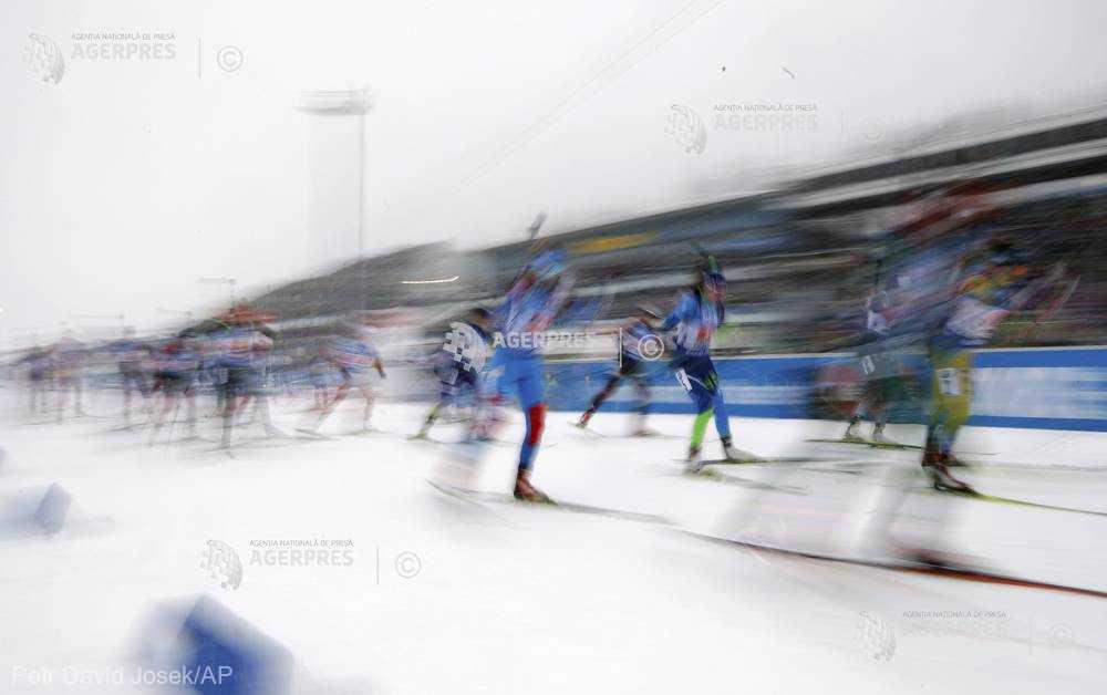 Biatlon: Rusia a câştigat ştafeta feminină pe echipe de la Oberhof (Germania)