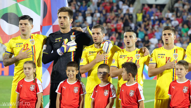 Fotbal: România va debuta contra Suediei, în deplasare, în preliminariile EURO 2020