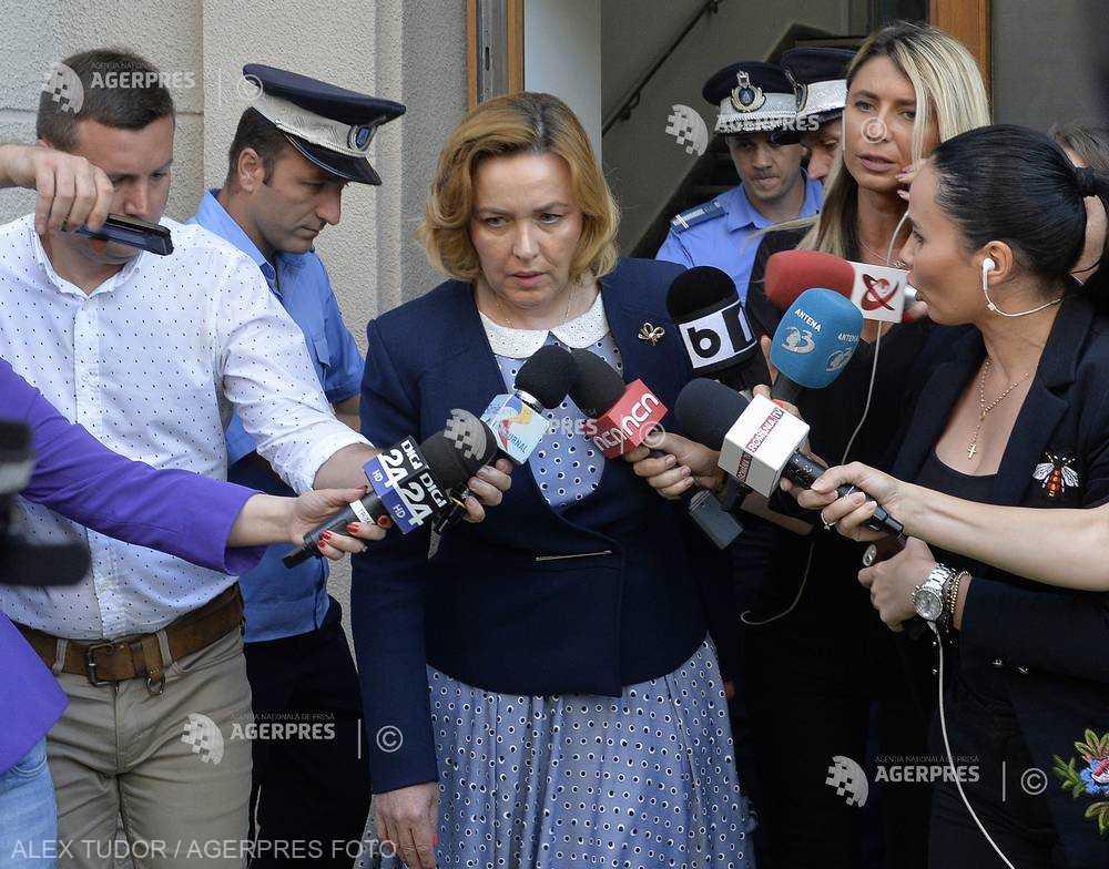 Carmen Dan, la DNA: Am fost martor într-un dosar care priveşte Tel Drum