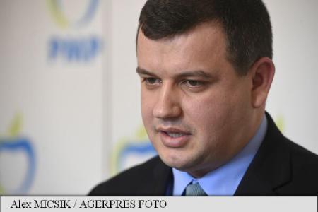 Tomac: Niciun partid nu va putea face guvernarea fără PMP