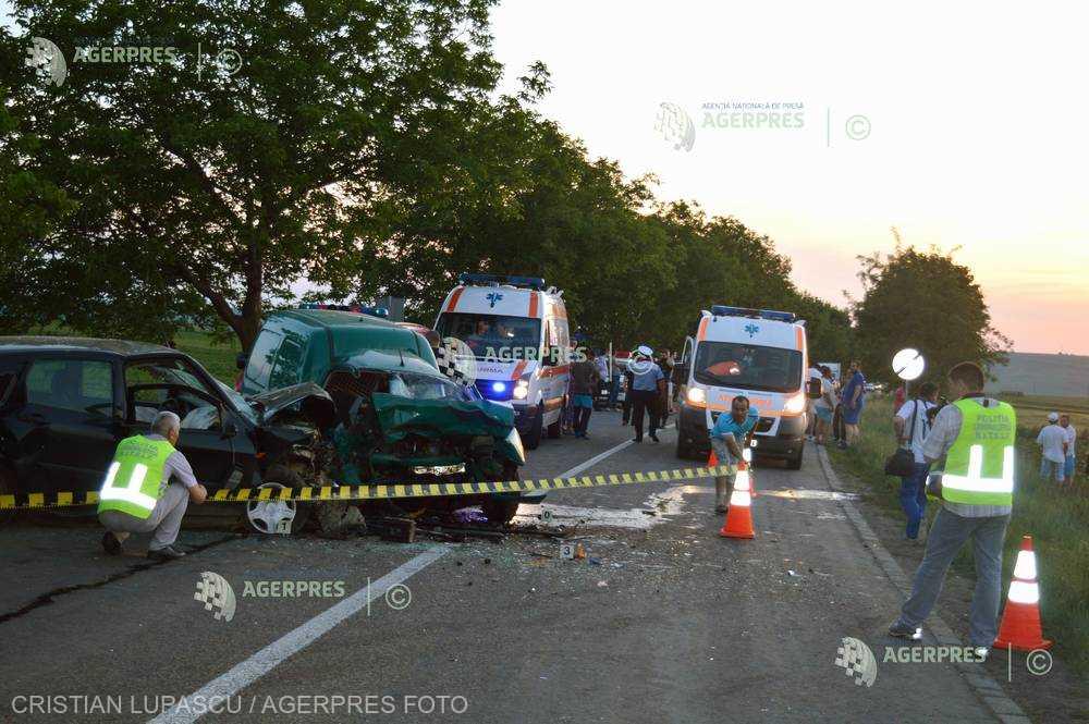 Accidente rutiere grave produse în ţară, în ultimele luni (cronologie martie-mai 2018)