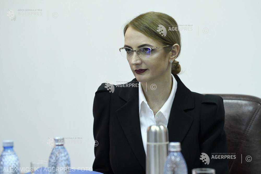 Judecătoarea Lia Savonea - noul preşedinte al CSM