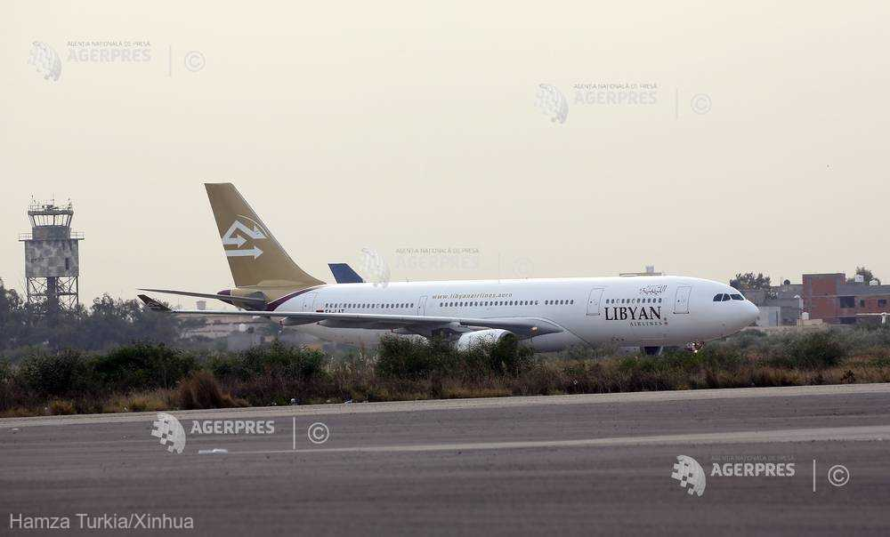 Libia: Suspendarea zborurilor pe singurul aeroport funcţional din Tripoli