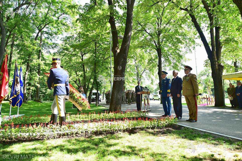 Zilele de comemorare şi reconciliere în memoria celor căzuţi în cel de-al Doilea Război Mondial