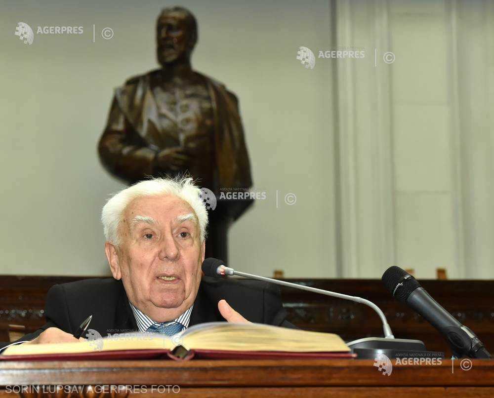 Academicianul Mircea Maliţa a murit (fişă biografică)