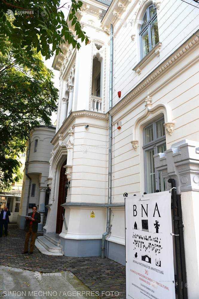 Bienala Naţională de Arhitectură 2018, ediţia a XIII-a (BNA 2018)