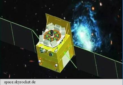 China a lansat primul său telescop spațial pentru studierea găurilor negre și pulsarilor