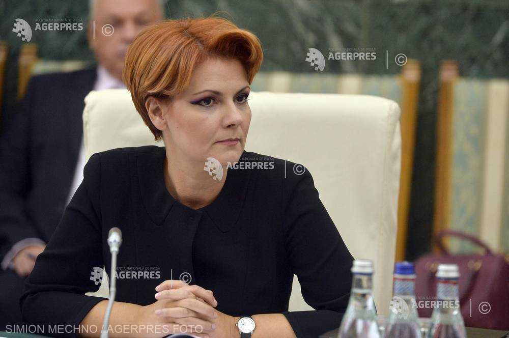 Olguţa Vasilescu după ultimul refuz al preşedintelui de a o numi ministru: Guvernul va sesiza din nou CCR