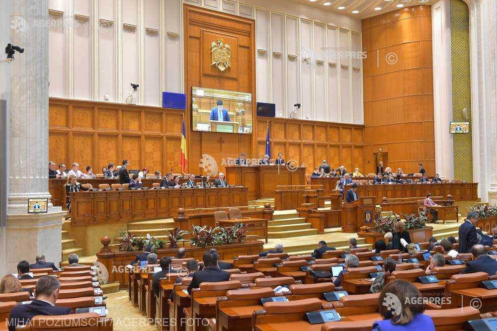 Camera Deputaţilor a adoptat proiectul care introduce regimul de detenţie la domiciliu
