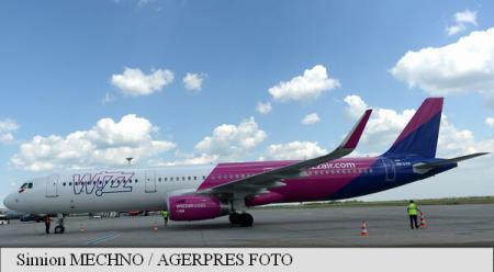 Wizz Air: Creștere de 26% a numărului de pasageri, în septembrie