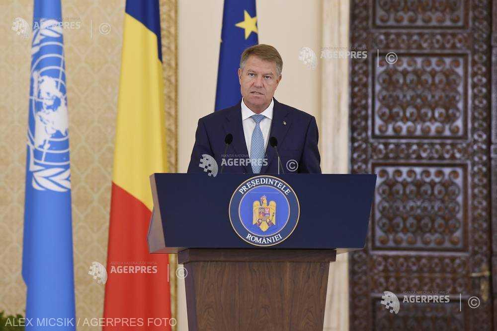 Iohannis-mesaj adresat FCER de sărbătoarea Roş Haşana: Să transmitem noilor generaţii valorile de respect, dialog şi toleranţă
