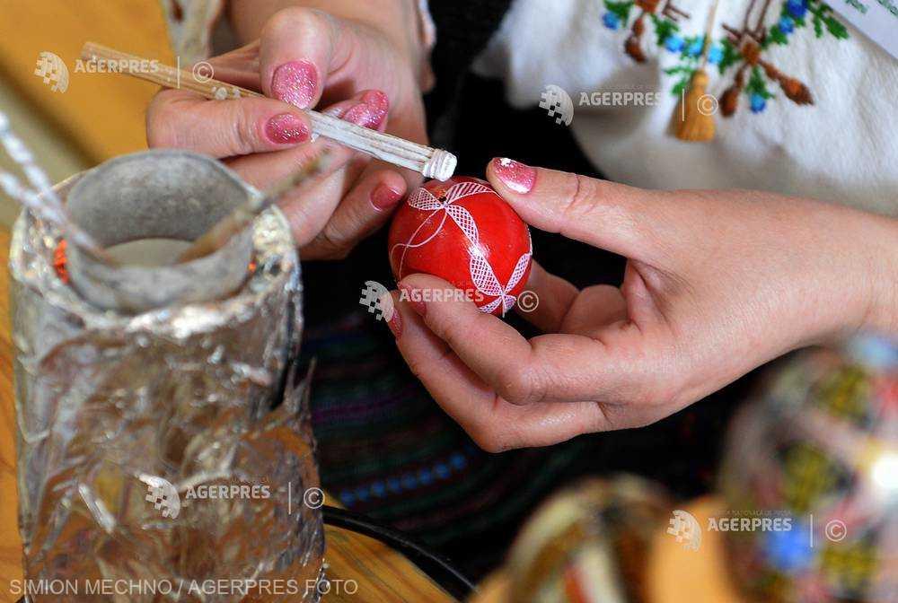 SĂRBĂTORI ŞI TRADIŢII: Preparate tradiţionale de Paşti