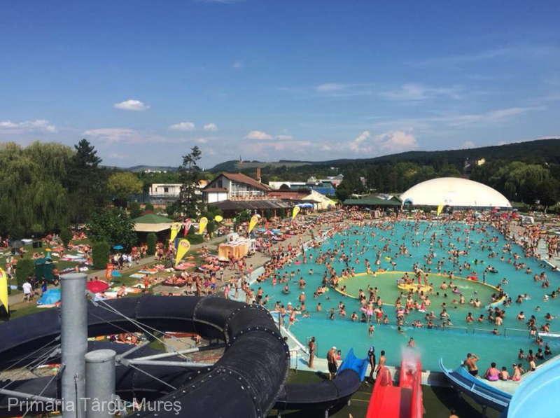 Mureş: Investiţie de 1,6 milioane lei pentru extinderea celui mai mare complex de agrement din Transilvania